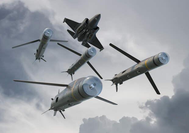 Малогабаритные крылатые ракеты SPEAR3 для вооруженных сил Великобритании