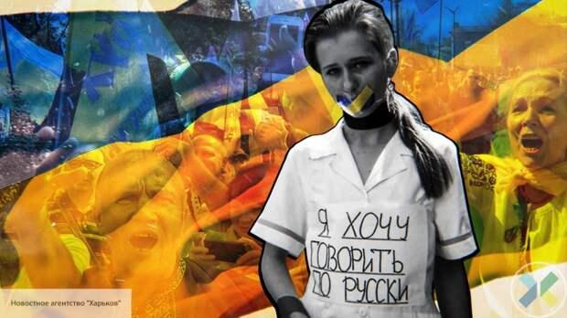 В Европе делают вид, что не замечают проблем русских на Украине