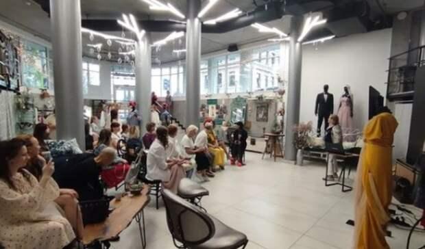 Музей дизайна моды ипортновского искусства открылся вНижнем Новгороде