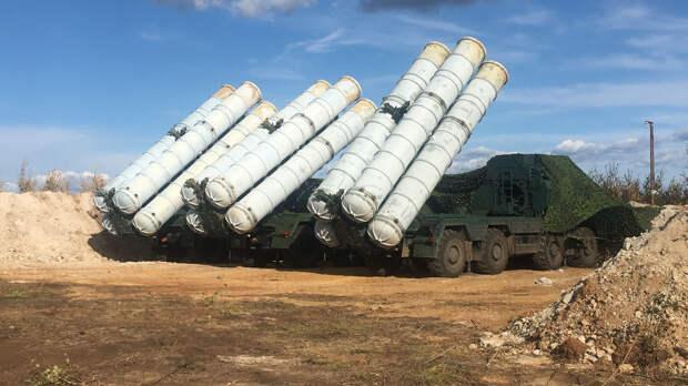 Россия оставила Турцию без ракет к комплексам С-400
