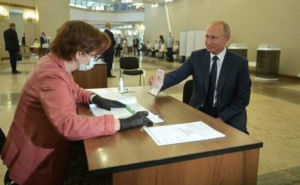 По заветам Туркменбаши: Путин «обнулился»