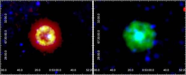 Астрономы из Казани и Потсдама обнаружили звезду неизвестного ранее типа Космос, Астрономия, Наука, Звезды