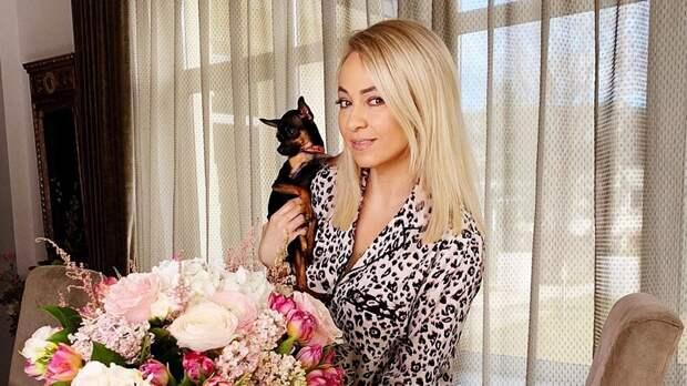 Рудковская: «Большая грудь всегда была проблемой для меня: какое платье нинадень, она все время вываливается»