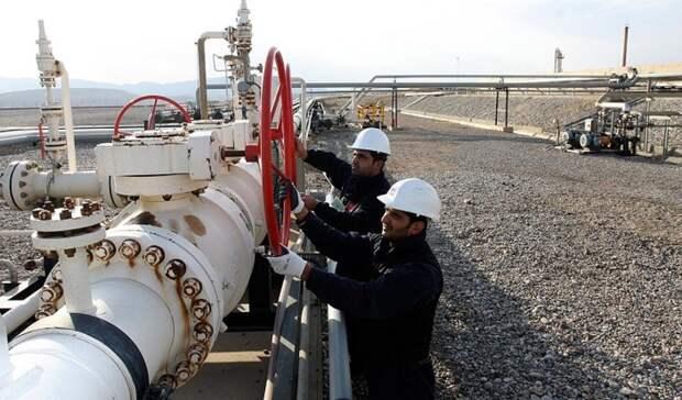 Иран удвоил экспорт газа за8 лет