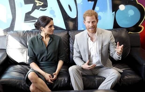 Принц Гарри и Меган Маркл решили вернуться в Лондон