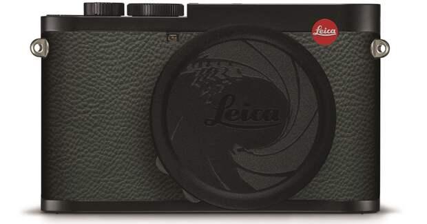 Leica перевыпустила «камеру Бонда»