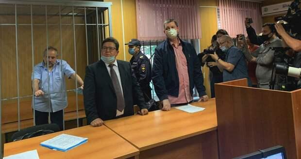Депутату Мосгордумы Шереметьеву дали условный срок