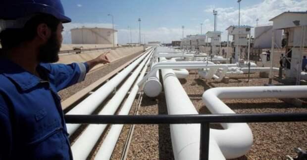 Нефть ушла вминус наожиданиях возобновления поставок изЛивии
