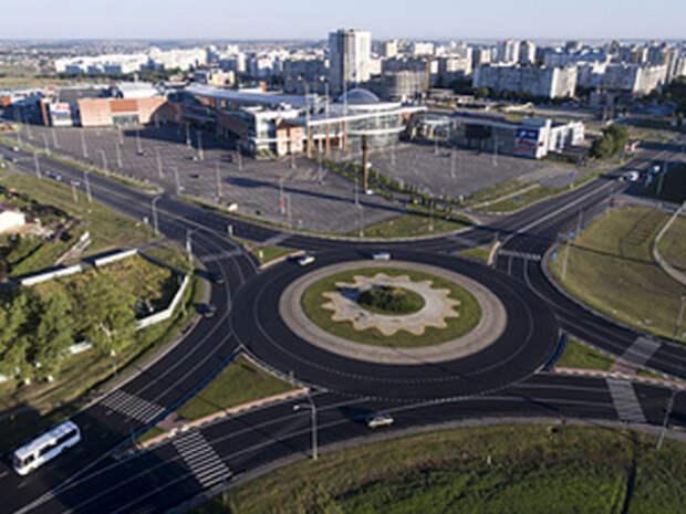 В России строят в 70 раз меньше дорог, чем в Китае