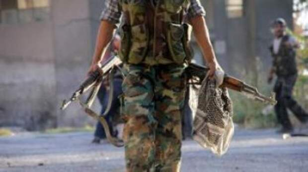 Сирийское противостояние террористам и Израилю