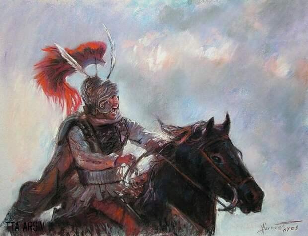 В поисках образца: Александр Македонский на Куликовом поле