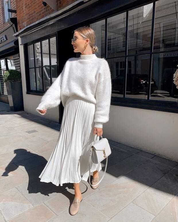 11 модных свитеров, которые согреют и сделают образ стильным в новом сезоне