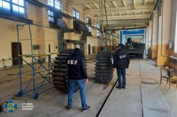 Правоохранители раскрыли схему хищения 58 млн гривен на ремонте военной техники