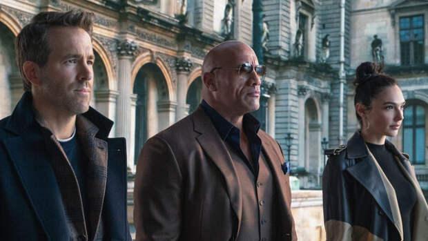 Появился официальный трейлер самого дорогого фильма от Netflix
