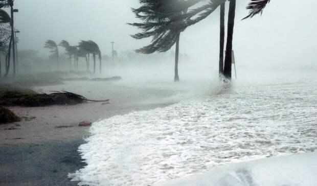 Мощнейший за 160 лет ураган «Лаура» обрушился на юг США