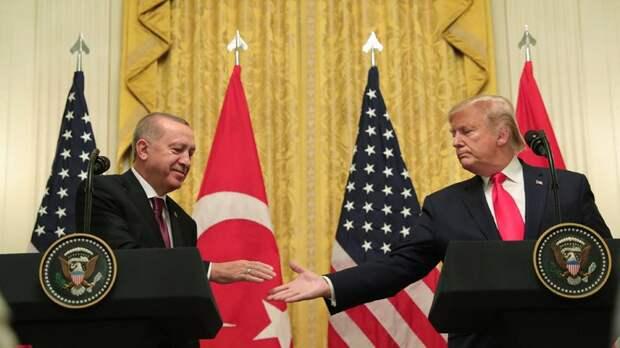Распадётся ли союз Анкары и Вашингтона