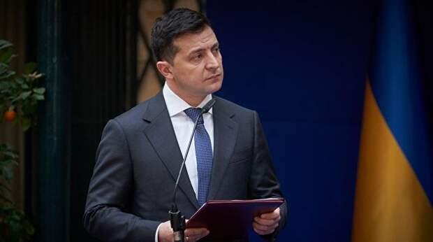 Президент Зеленский и новый государственный переворот