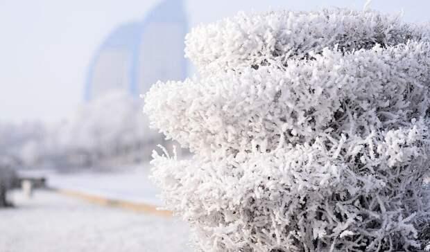 НаУрал придут морозы до-30 исильный ветер