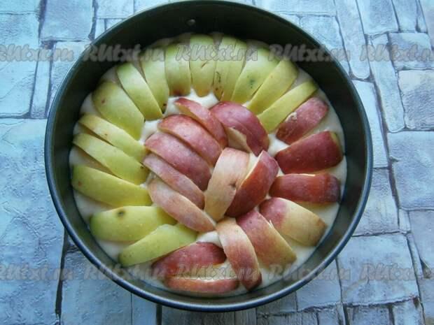Яблочный пирог!