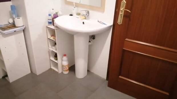 Бюджетное преображение ванной своими руками