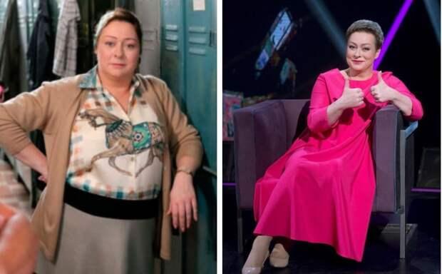 Как похудела Мария Аронова — минус 20 кг без диет и спорта