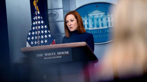 В Белом доме оценили эффективность антироссийских санкций