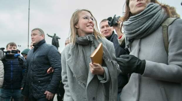 Собчак считает, что Ельцин победил в холодной войне