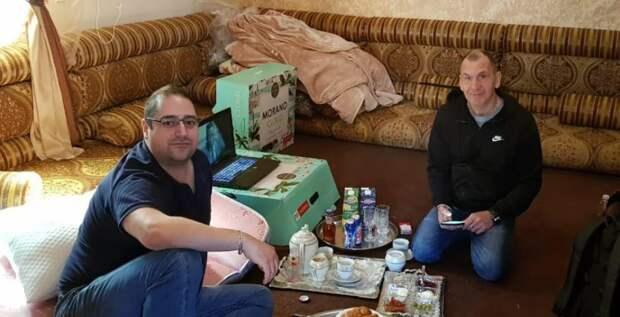 Одного из пленных российских социологов перевели в другую ливийскую тюрьму