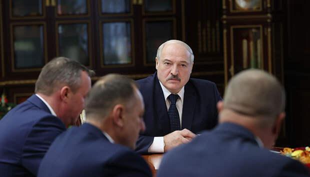 Лукашенко: «Найдём каждого»