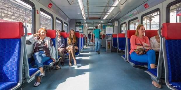 Через станцию «Беговая» проследуют поезда МЦД4
