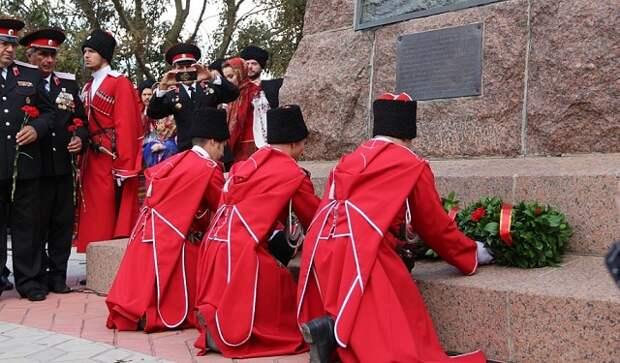 В Тамани прошли посвященные Дню кубанского казачества торжества
