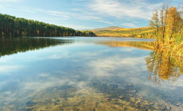 Загадки озера Инышко