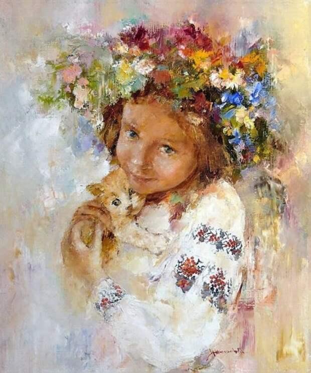 Художник Николай Федяев. Шут не может плакать всерьёз