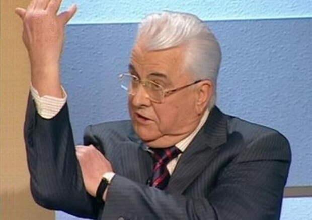 Кравчук об идеальном президенте: «Если бы мне предложили, я не пошел бы»
