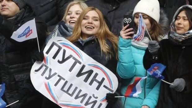 Конец пенсионного протеста – или против Путина в России методов нет