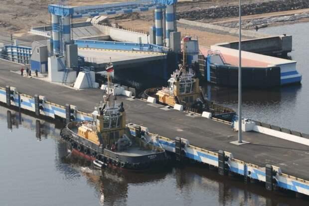 Прибалты пошли ва-банк, увидев фатальное влияние Усть-Луги на Вентспилсский порт...
