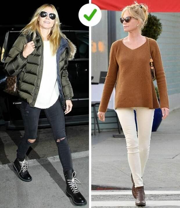 13 советов, как одеваться женщинам после 30, чтобы выглядеть молодо.