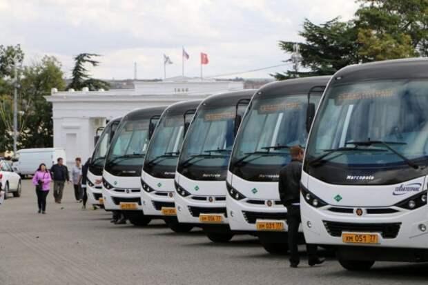 Севастополю не хватает автобусов