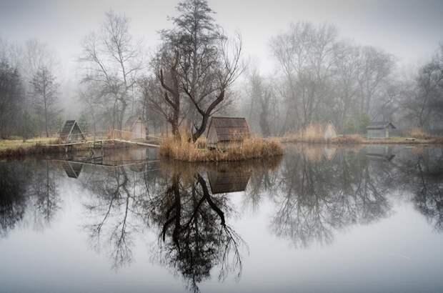 ФОТОВЫСТАВКА. Viktor Egyed: отражения и не только
