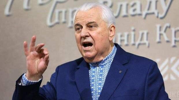 Кравчук грозит: Запад вот-вот «серьёзно и капитально» впишется за Украину