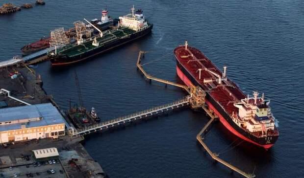 Впервые с2002 года США отправили партию нефти вСаудовскую Аравию