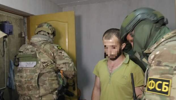 В Крыму задержали семерых предполагаемых террористов