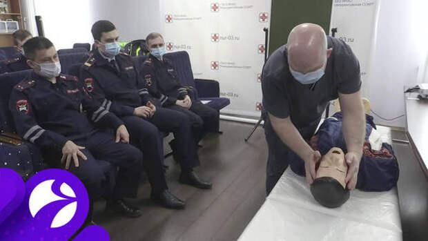 В Новом Уренгое инспекторам ДПС рассказали, как хрустит череп