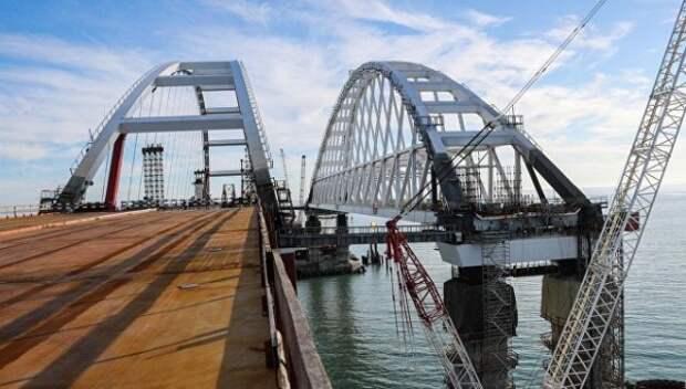 Совершена диверсия против Крымского моста?