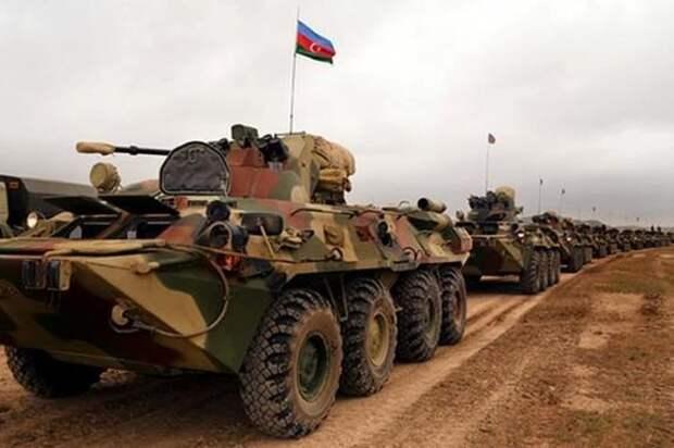 Азербайджан намерен захватить южную часть Армении?