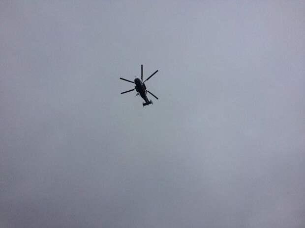 Коалиция прояснила судьбу «разбившегося» вертолета США в Сирии