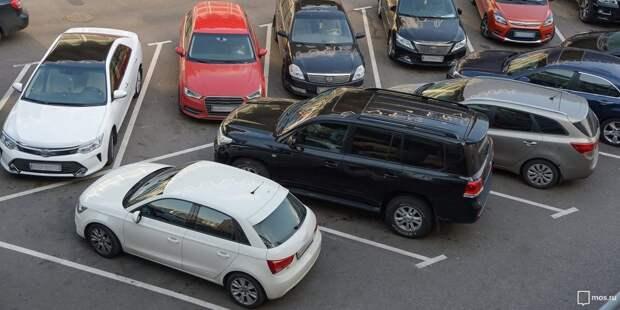 Две перехватывающие парковки у станции МЦД «Лианозово» закроют на ремонт