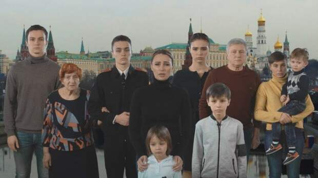 Семья Александра Шестуна выпустила видеообращение