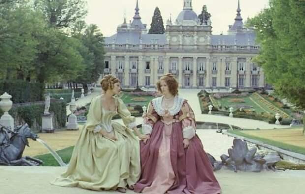 Кадр из фильма *Три мушкетера: Подвески королевы*, 1973 | Фото: kino-teatr.ru