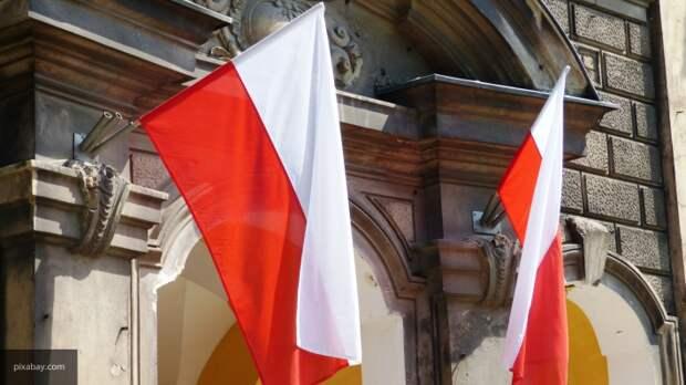 Польский депутат осудила Варшаву за трату огромных денег из бюджета на протесты в Белоруссии